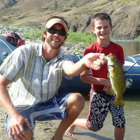 Idaho Fishing Guide Jon Kittell