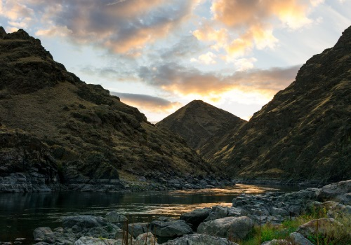 Hells Canyon Wilderness Fly Fishing