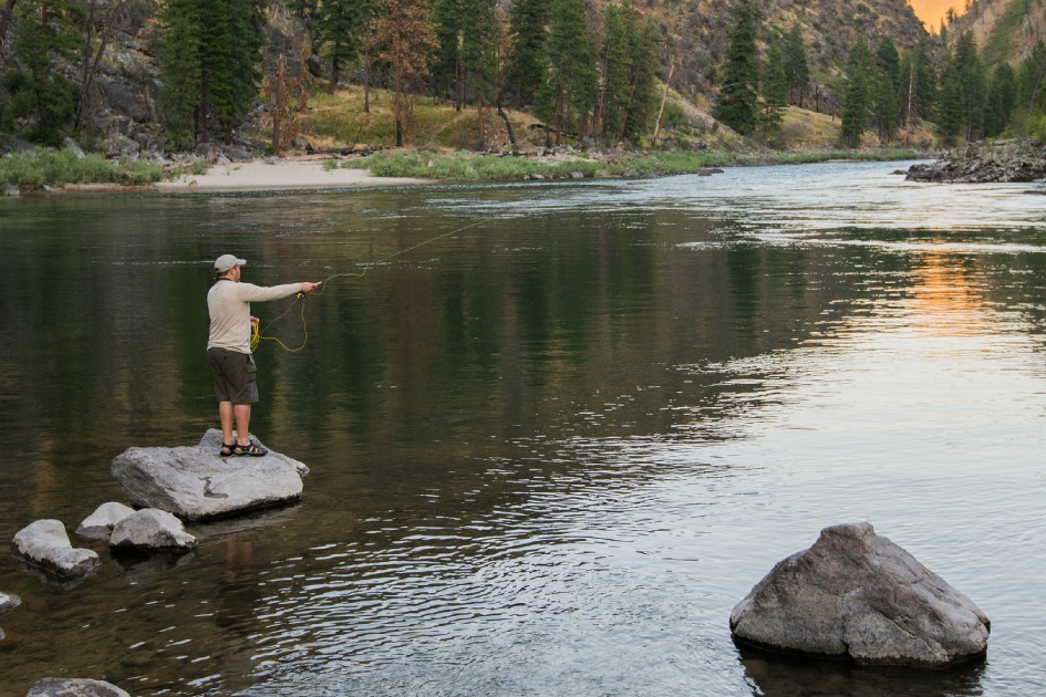 Idaho's Best Fly Fishing