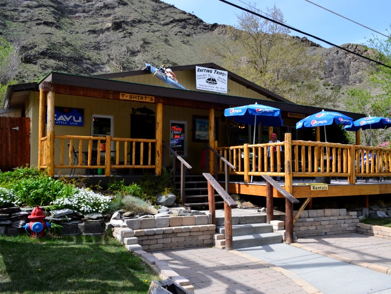 riggins idaho lodging motel accomodations