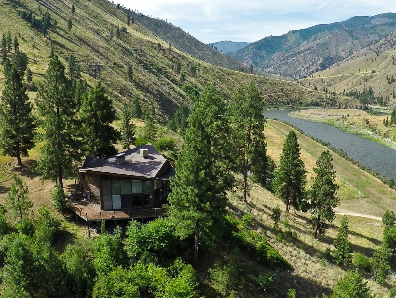 mackay bar lodge in idaho
